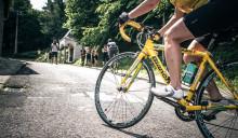 Skånska Byggvaror knuffar Team Rynkebys alla svenska lag i ryggen på resan mot Paris och bidrar till insamlingsrekord till Barncancerfonden