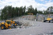 Volvos elektrifieringsstrategi expanderar till entreprenadmaskiner