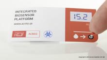 Den tryckta biosensorn – ny svensk innovation för distribuerad sjuk- och hälsovård