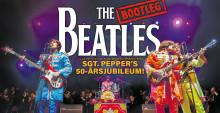 Cornelius Löfmark och Staffan Olander är värdar för hyllningen till Beatles på Malmö Arena den 22 september.