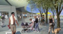 Gestaltning av Malmös offentliga rum, Ribersborg