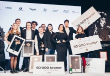 ​Storslam för Thoren Innovation School vid Brewhouse Award