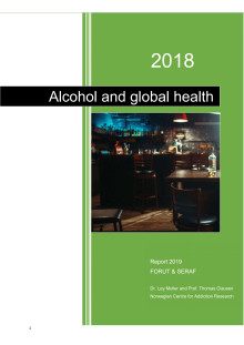 SERAF-rapport: Alcohol and global health