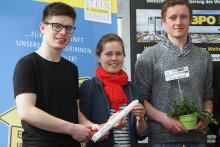 BASF støtter studerendes forskningsprojekt om, hvordan man driver landbrug i rummet