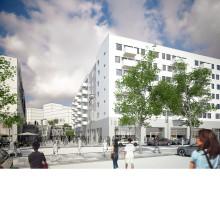 Klart för nytt centrum i Flemingsberg