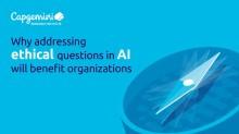 Organisationer måste proaktivt arbeta med etik inom AI för att få allmänhetens förtroende