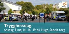 Pressinbjudan: Trygghetsdagen i Upplands Väsby