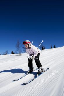 Snö i skidbackarna i hela landet inför sportlovet