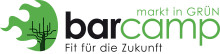 markt in GRÜN-Barcamp
