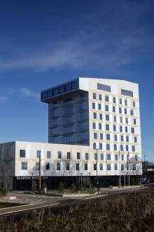 Clarion Hotel Air i Stavanger har åpnet dørene