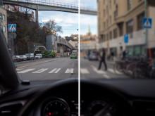 Se filmen som visar hur illa var  sjätte bilist i Sverige ser