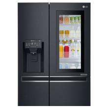 LG InstaView – titta in i kylskåpet utan att behöva öppna dörren