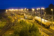Forsen sköter byggplatsuppföljning när Hallsberg går från enkel- till dubbelspår för godstrafiken