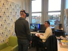 Film Stockholm uppmärksammas på VR-festival