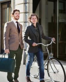 20 Jahre Positioner: Wie zwei Brüder die digitale Kommunikation revolutionieren