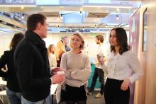 150 Indøk-studenter besøkte Forskningsparken