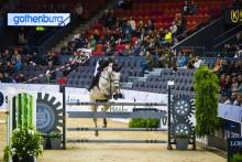 Två nyheter när Chalmershindret på Gothenburg Horse Show firar fem år