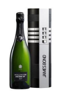 James Bond firar 50 år på vita duken - Stort intresse för Bollingers specialutgåva