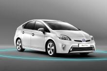 Prius först med fem miljöstjärnor av tyska ADAC