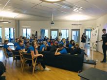 Wibax delfinansiär i UngDrive i Norrbotten