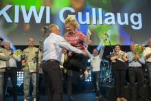 KIWI Gullaug er Årets KIWI-butikk
