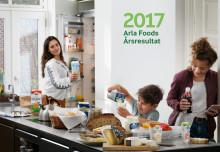 Arla rapporterar om årets resultat och vårt sociala ansvar