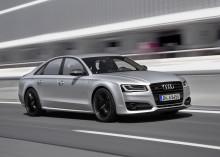 Audi S8 plus - den mest sportslige luksuslimousine i premiumsegmentet