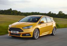 """Ford visar upp nya Focus ST – modellens prestanda kommer väl till pass i """"hillclimb""""-tävlingen på Goodwood"""