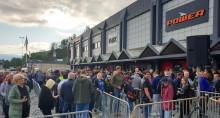 POWER åpnet i Bergen: – 3 millioner var passert etter kun 2 timer!