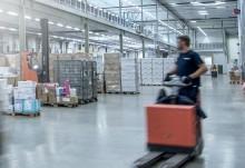 Logistic Contractor bygger åt Tolust