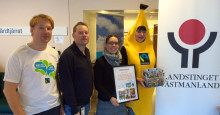 Västmanland först att bli diplomerad som Fairtrade region