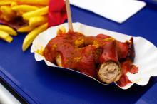 """Studie """"Europa tischt auf"""": Currywurst und Döner Kebab Leibspeisen der Deutschen"""