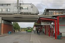 """""""Placera nya järnvägsstationer centralt"""""""