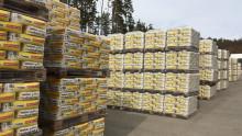Nu finns alla Webers största lagervaror i lättare säckar