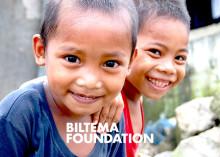 BILTEMA FOUNDATION SATSAR 800 MILJONER PÅ SAMHÄLLSUTVECKLING