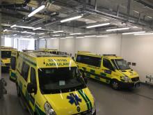 Välkommen till vår nya akutvårdsbyggnad - pressinbjudan