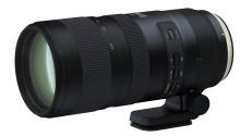 Tamron pristato patobulintą teleobjektyvą ir plataus kampo objektyvą su vaizdo stabilizacija
