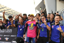 Peerapong Boonlert Wins Career-First ARRC SS600 Title