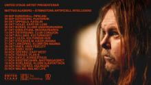 Mattias Alkberg – Nytt album och stor höstturné