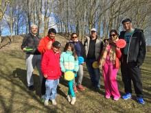 Idrottsförbund vädjar för discgolfpark i Tensta
