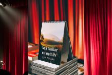 Kay Pollak ger ut en citatbok tillsammans med Wimab Evenemang