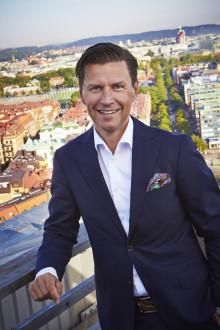 Gothia Towers flyttar till Frihamnen - står för matupplevelserna vid målgången av Volvo Ocean Race