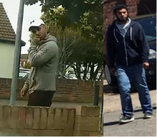 CCTV images released in connection with assault – Slough