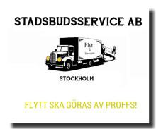 Stadsbudsservice i Stockholm Ab