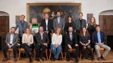 Nya juryn för Journalistpriset på plats