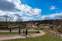 Skånes Djurpark utökar öppettider för att säkra antalet besökare