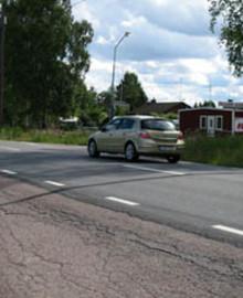 Underhåll av asfalt och bra snöröjning viktigast
