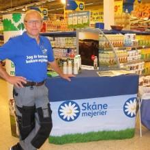 Ställ frågor direkt till mjölkbonden Per Brunberg