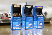 ​Swedish airports install gaming consoles for Red Cross charity donations