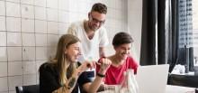 Bolag inom food, fashion och fintech till Startup-Sweden